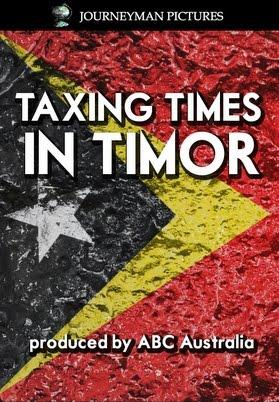 Taxing Times in Timor